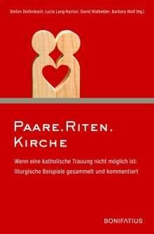 Paare.Riten.Kirche, Buch