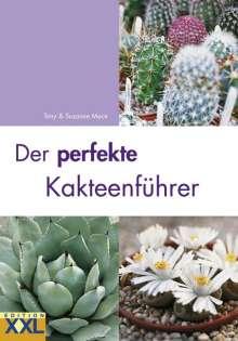 Suzanne Mace: Der perfekte Kakteenführer, Buch