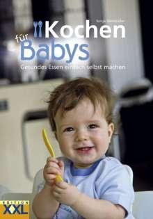 Sonja Sammüller: Kochen für Babys, Buch