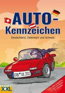 Auto-Kennzeichen, Buch