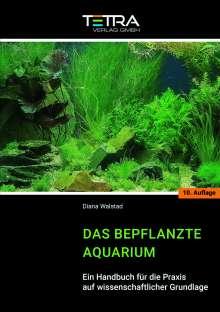 Diana Walstad: Das bepflanzte Aquarium, Buch