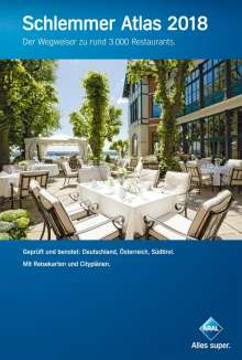 Schlemmer Atlas 2018, Buch