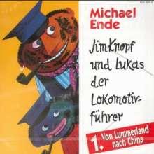 Michael Ende: Jim Knopf und Lukas der Lokomotivführer 1, CD
