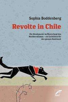 Sophia Boddenberg: Revolte in Chile, Buch