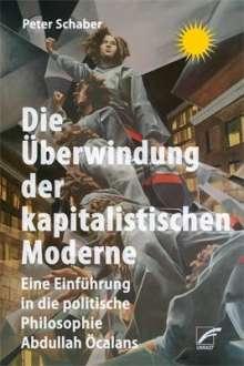 Peter Schaber: Die Überwindung der kapitalistischen Moderne, Buch