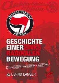 Bernd Langer: Antifaschistische Aktion, Buch