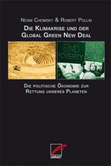 Noam Chomsky: Die Klimakrise und der Global Green New Deal, Buch