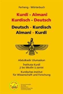 Abdulkadir Ulumaskan: Ferheng - Wörterbuch, Buch