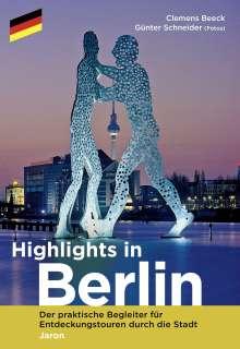 Clemens Beeck: Highlights in Berlin, Buch