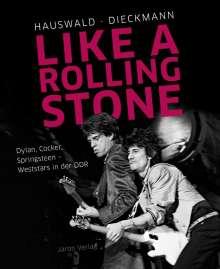 Christoph Dieckmann: Like a Rolling Stone, Buch