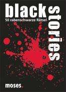 Holger Bösch: Black Stories, Diverse