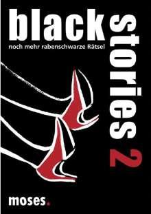 Holger Bösch: Black Stories 2, Diverse