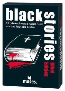 Johannes Bartels: black stories - Bibel Edition, Diverse