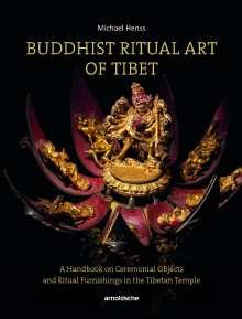 Michael Henss: Buddhist Ritual Art of Tibet, Buch