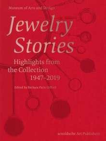 Jewelry Stories, Buch