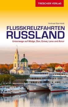 Andreas Sternfeldt: Reiseführer Flusskreuzfahrten Russland, Buch