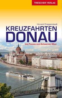 Hinnerk Dreppenstedt: Reiseführer Kreuzfahrten Donau, Buch
