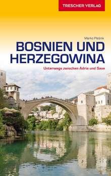 Marko Plesnik: Reiseführer Bosnien und Herzegowina, Buch