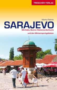 Marko Plesnik: Reiseführer Sarajevo, Buch