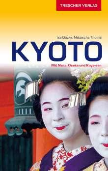 Isa Ducke: Reiseführer Kyoto, Buch