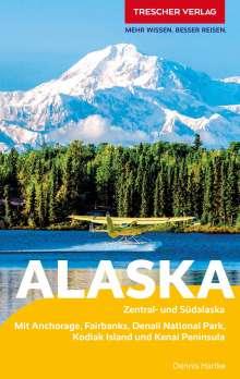 Dennis Hartke: Reiseführer Alaska, Buch