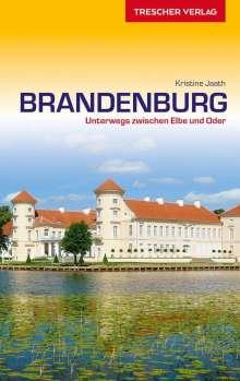 Kristine Jaath: Reiseführer Brandenburg, Buch