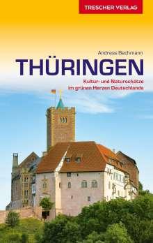Andreas Bechmann: Reiseführer Thüringen, Buch