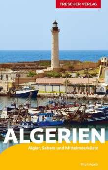 Birgit Agada: Reiseführer Algerien, Buch