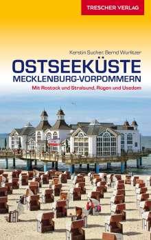 Bernd Wurlitzer: Reiseführer Ostseeküste Mecklenburg-Vorpommern, Buch