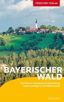 Sabine Herre: Reiseführer Bayerischer Wald, Buch