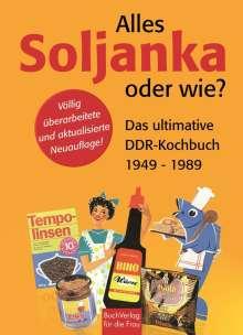 Alles Soljanka - oder wie?, Buch