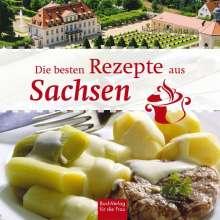 Ute Scheffler: Die besten Rezepte aus Sachsen, Buch