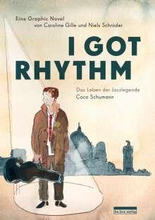 Caroline Gille: I got rhythm, Buch