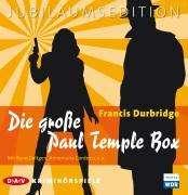 Francis Durbridge: Die große Paul Temple Box, 20 CDs