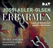 Jussi Adler-Olsen: Erbarmen, 5 CDs
