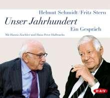 Helmut Schmidt: Unser Jahrhundert, 5 CDs