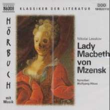 Lesskov,Nikolai:Lady Macbeth von Mzensk, 2 CDs