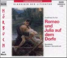 Keller,Gottfried:Romeo und Julia auf dem Dorfe, 3 CDs