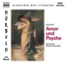 Apuleius:Amor und Psyche, CD