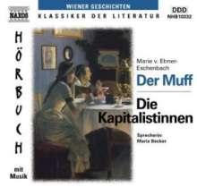 Ebner-Eschenbach,Marie von:2 Erzählungen, CD