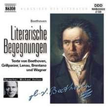 Michael Heltau - Literarische Begegnungen, 2 CDs