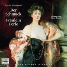 Maupassant,Guy de:Der Schmuck, CD