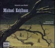 Kleist,Heinrich von:Michael Kohlhaas, 4 CDs