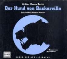 A.Conan Doyle:Sherlock Holmes - Der Hund von Baskerville, 5 CDs