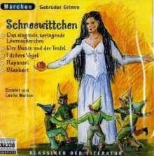 Gebrüder Grimm:Schneewittchen, CD