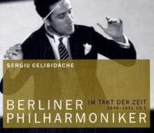 Sergiu Celibidache dirigiert die Berliner Philharmoniker, CD