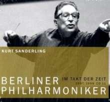 Kurt Sanderling dirigiert die Berliner Philharmoniker, CD