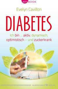 Evelyn Cavillon: Diabetes, Buch