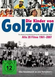 Die Kinder von Golzow (Gesamtausgabe im Schuber), 18 DVDs