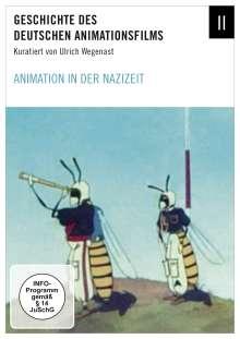 Animation in der Nazizeit, DVD